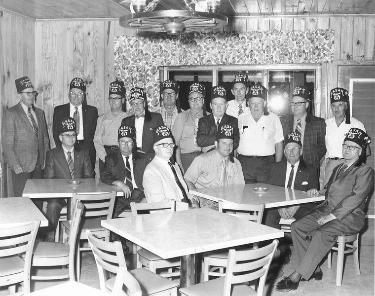 Shriners Meeting, May 1971