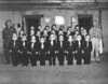 "Nashville Boy Scouts, Scoutmasters Robert ""Bob"" Drake and Yates Hancock (Photo by Wink Rogers; photo courtesy of Bobby Polk)"