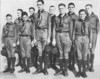 Scout Troop, Nashville, Ga, Identified scouts: Harry Jones is center front. To his left: Jack McLendon, Ray Williams. Taken from a newspaper clipping. Need original photograph and identification on others.