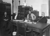 Byrd Griner and others in Ordinary's Office - JC