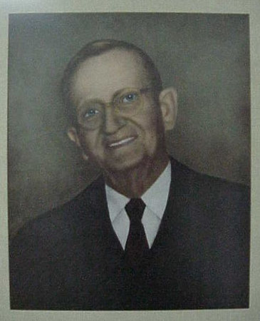 """-----------------------JUDGE E.R. SMITH, SR.---------------------<br /> <br /> -----JUDGE OF SUPERIOR COURTS OF THE ALAPAHA JUDICIAL CIRCUIT----<br /> -----------------JANUARY 1,1949--DECEMBER 31,1956----------------<br /> Judge E.R.Smith was born on september 29,1888 in Emanuel County, Georgia, the son of Henry I. Smith and Alice Russell Smith of South Carolina and Alabama Respectively, and died on July 8,1983 in Nashville, Georgia.<br /> <br /> He was educated in the Public Schools of Emanuel County, and attended North Georgia Agricultural Colledge in Dahlonega, Georgia, and taught in the Public Schools of Emanuel County before becoming a Attorney.<br /> <br /> He was one of the """"Jeffersonian-type""""-the group that was licensed to practice law without a law degree. He was introduced by Attorneys R.J. Williams and J. Alex Smith of Swainsboro. He passed the bar in 1911 andbegan the practice of law; first in Swainsboro, then in Willaccoochee and in 1927 moved his practice to Nashville, Georgia.<br /> <br /> Judge Smith was a member of the Georgia Bar Association, American Bar Association and th Alapaha Bar Association. He was a faithful member of the Nashville United Methodist Church and taught a Sundy School class for 69 years.<br /> <br /> He was Married to Gertrude Hinson of Hazelhurst and the were parents of five children; Alice Smith Mullis, E.R. Smith Jr.,William a. Smith, Betty Smith Hancock and Virgeleen Smith McVermott."""