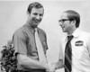 Bobby Carroll and Sam Nunn