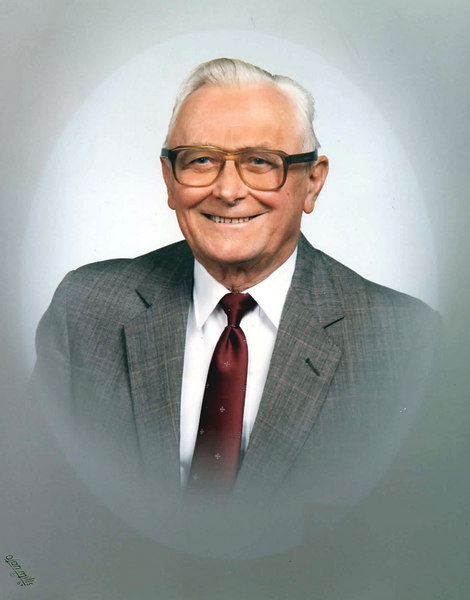 """Honorable John P. """"Pat"""" Webb Judge, Probate Court Served from 1969 to 2000"""