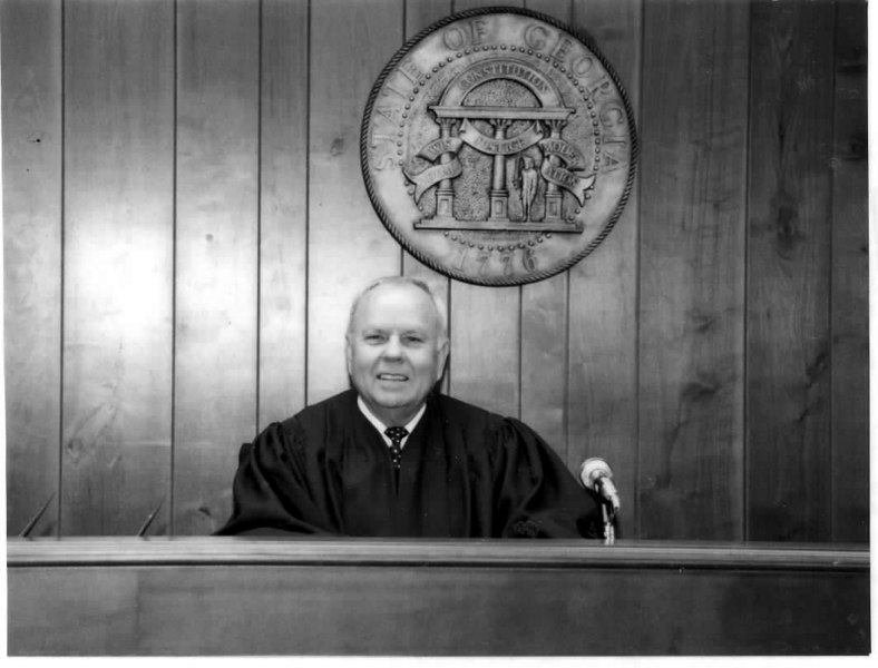 "Superior Court Judge William Daniel ""Jack"" Knight Sr. March 02,1934"