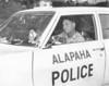 Alapaha Police Chief Clark Giddens April 1970
