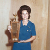 1972-73 VFW Outstanding Auxiliary President - Geraldine Griner