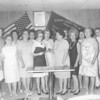 VFW Ladies Auxiliary, May 1969