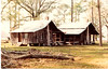 Cabin on J. Henry Gaskins property, over 100 years old. circa 2004.