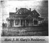 J.H. Gary home, 1910