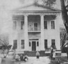 S. T. Tygart Home, circa 1909. The house is located on Dogwood Drive, formerly Henrietta Street, Nashville. The house now has two wings, one on either side.