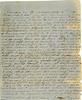 Letter from James Parrish, Civil War Soldier, July 2, 1864 (Courtesy of John C. Futch)