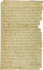 Letter from Eli Futch, Civil War Soldier, December 23, 1863 (page 2 of 2) (Courtesy of John C. Futch