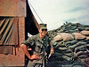 1LT John Carnes Futch (still a second lieutenant in this picture from late fall of 1968) was on active duty from January 1968 to January 1970 in the U.S. Army, serving at Fort Lee, Virginia; the Phu Bai-Hue area of Vietnam (September 1968-August 1969); and at Hunter Army Air Field and Fort Stewart, Georgia, from August 1969 to January 1970. Served in Vietnam with the 173rd Petroleum Company (Operating) overseeing pipelines that ran from the coast into Hue where it split, one going south to the airfield at Phu Bai and the other going north, eventually winding up at a terminal near Quang Tri/Dong Ha. Received the Bronze Star Medal for Meritorious Service in August of 1969 at Phu Bai. (Courtesy of John C. Futch)
