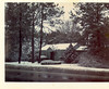 1973 Snow, Parker front yard