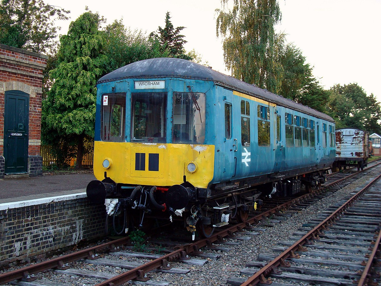 BR 56301 DMU 100 DTCL 31,07,2010