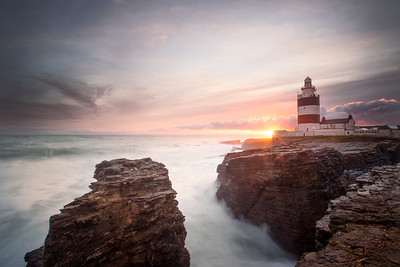 Sundown at Hook Lighthouse-IMG_9157
