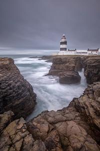 High Tide at Hook Lighthouse-IMG_0635