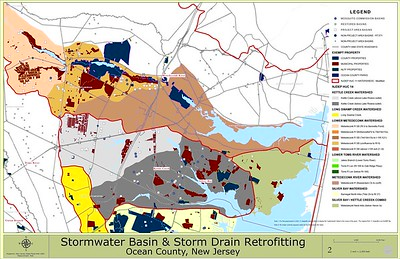 Section 319 Stormwater Maps