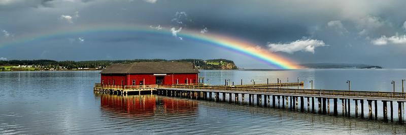 Rainbow Wharf