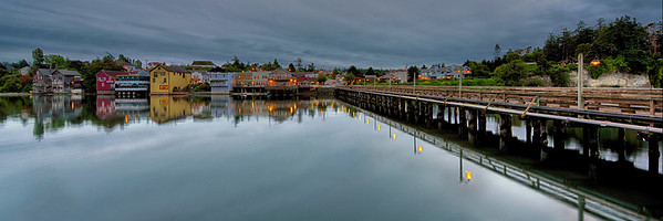 Coupeville Glow