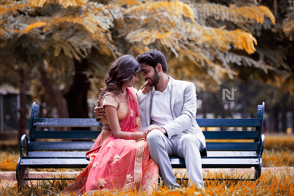 Candid prewedding photography for couples to capture their engagement session to frame them as memories. Contact us for pricing and packages now.