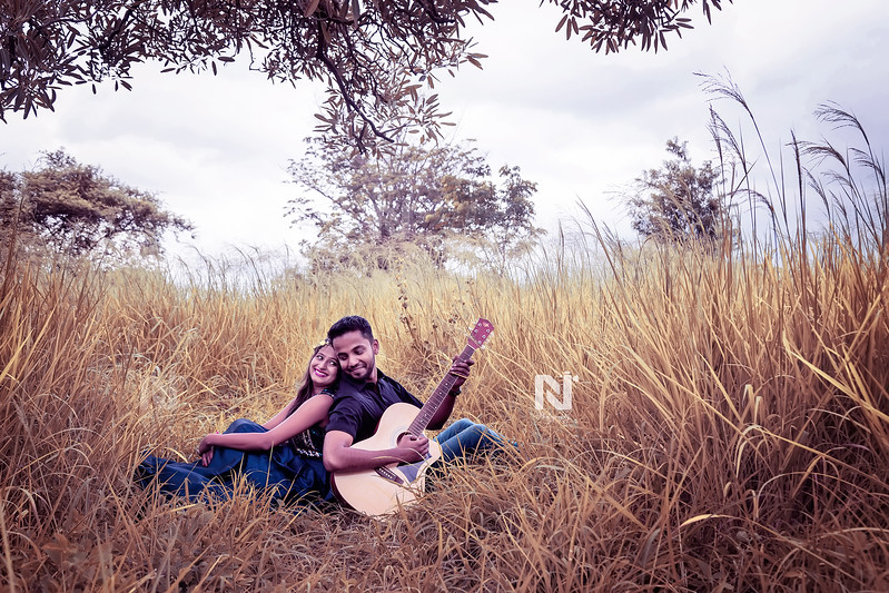 Creative pre-wedding photoshoots in Bangalore. Contact us for pricing and packages.