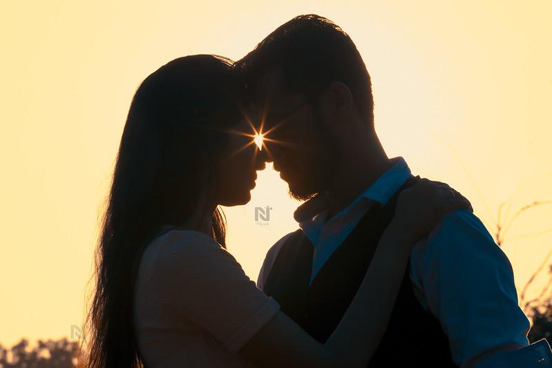 Creative candid pre-wedding photoshoots in Bangalore