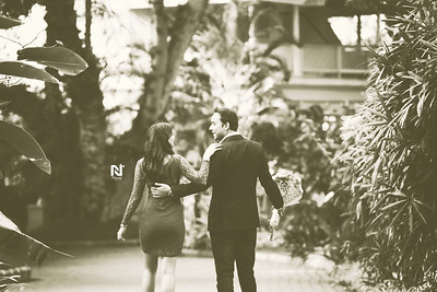 Let me show you my world. Creative engagement photography