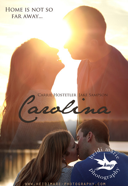 Carrie's Poster of Love