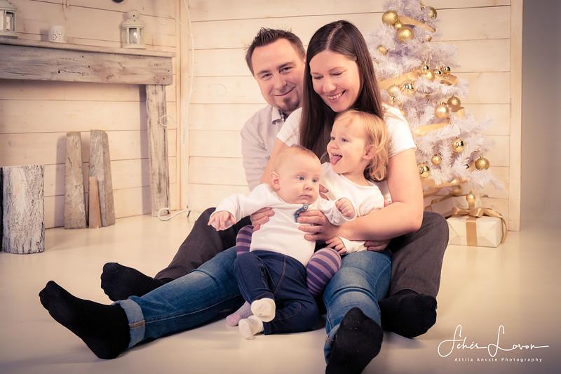 Anikó&Gyuri&Kids Christmas