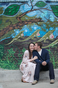 Brittany and Matt's Engagement Photos