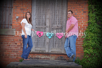 Coleman & Jennifer Engagement 4-15-12