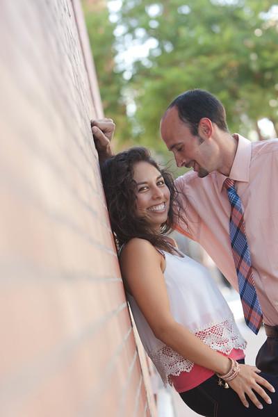 Cristina + Ash | SLO Life Engagement Session