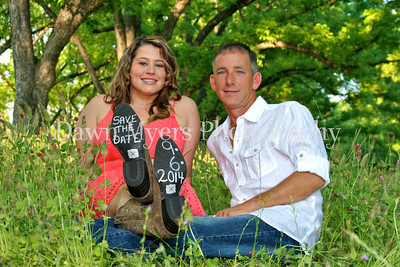 Jamie & Tiffany Engagement