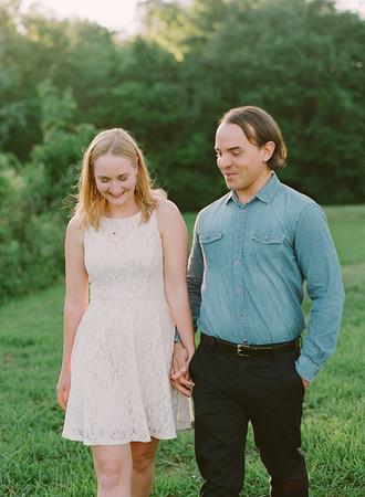 John and Rebecca