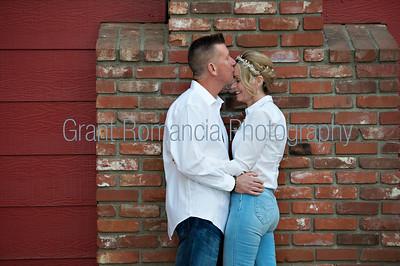 Kim White & James Couples Photography