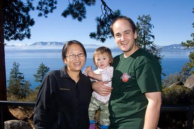 Lake Tahoe Couples