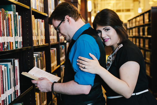 Laura & Matt