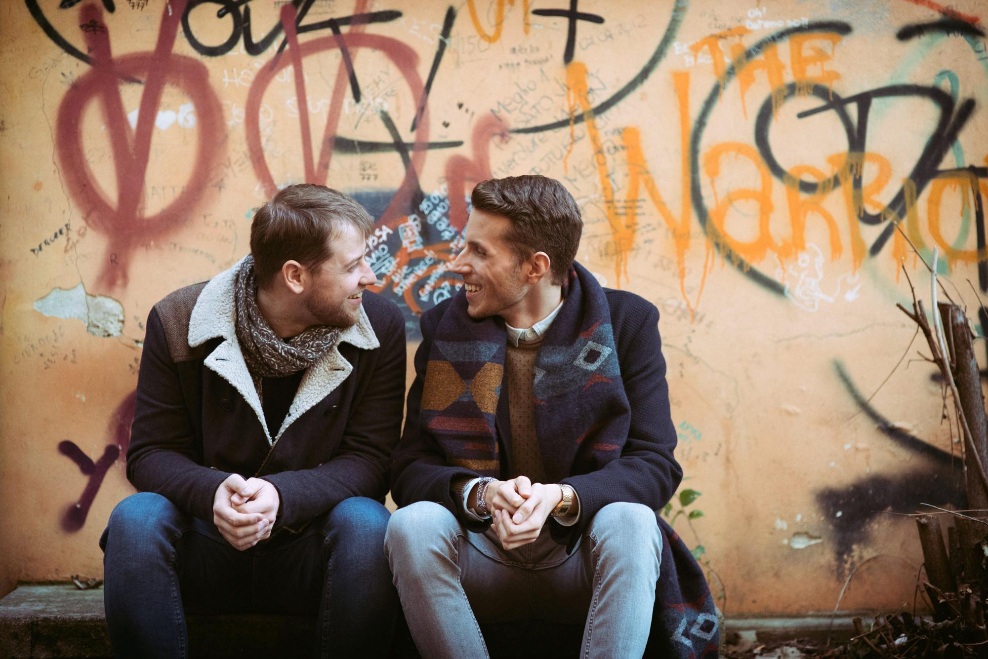 samesex couple photos italy 002 - Same-Sex Couple Photos Italy - Luca & Filippo