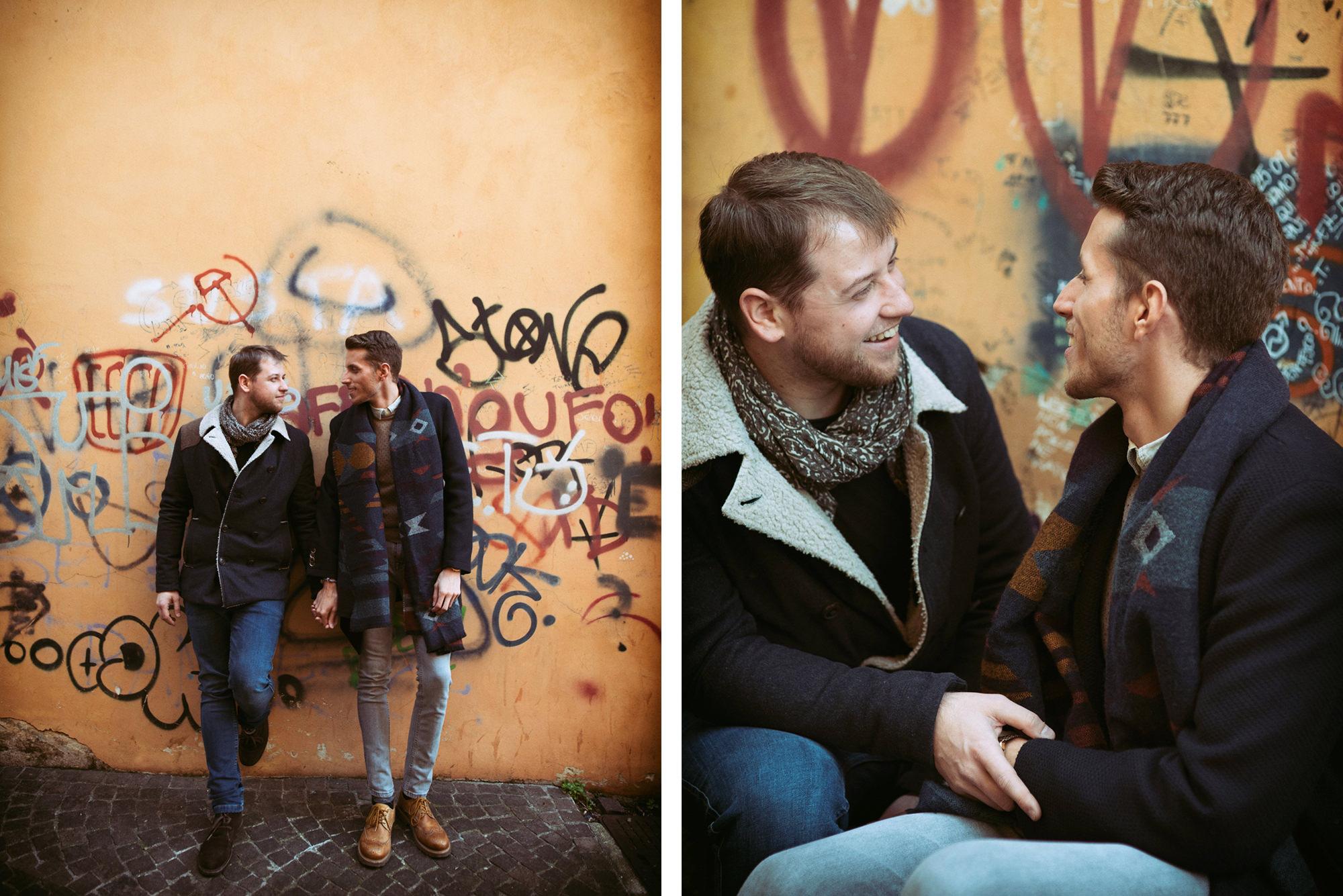 samesex couple photos italy 003 - Same-Sex Couple Photos Italy - Luca & Filippo