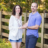 Maggie & Chas' engagement session at River Road Farms in Franklin, Virginia