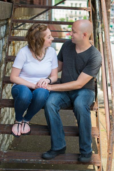 Nathan and Holly