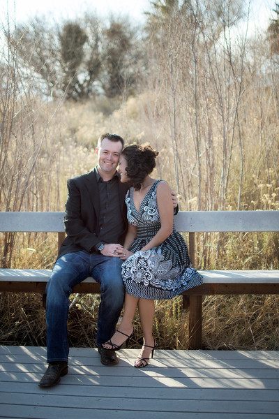 C & J Engagement - Morongo Valley, CA | Oh! MG Photography
