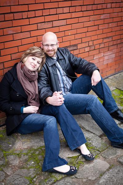 Rachel & Stuart