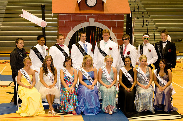 Prom Court Assembly 2009