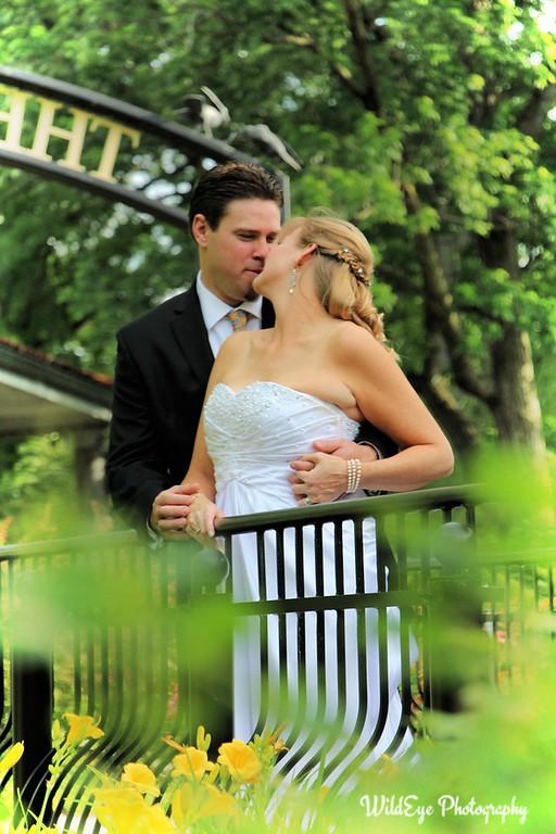 Sheila & John Wedding Zoo Session