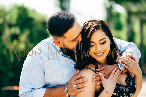 Carlos & Saida   Engaged