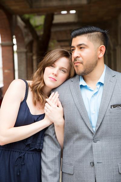 Alex and Teresa Engagement