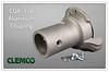 CQA-1/2 Aluminum Coupling