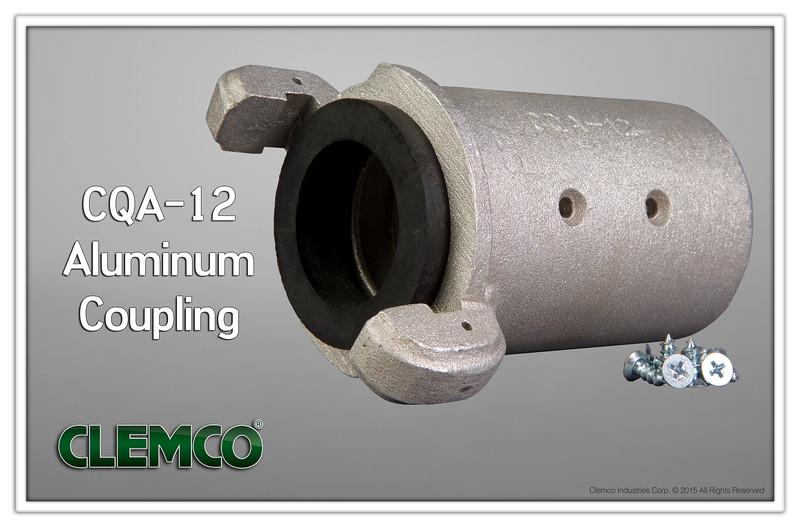 CQA-12 Aluminum Coupling